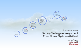 Security Challenges of integration of Cyber-Physical Systems