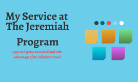 My Service at