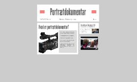 Copy of Portrætdokumentar