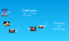 year 11 french trip