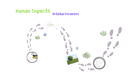 Human Impacts on Nature