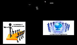 Copy of ORGANIZACIÓN EMPRESARIAL