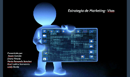 Copy of Copy of Estrategia de Marketing- Vtas