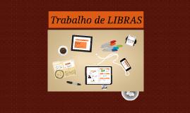 Copy of Trabalho de LIBRAS
