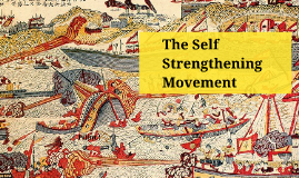 self strengthening movement essay Influences of western philosophy and educational thought in china and their effects on the new 12 the self-strengthening movement: concept of media and published essays to spread western ideas across the whole populace of the 4.