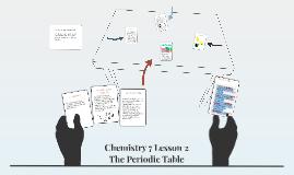 Chemistry 7 Lesson 2