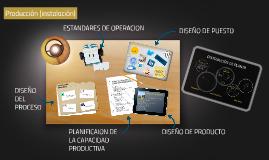 Copy of Producción (instalación)