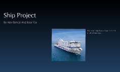 Ship Project