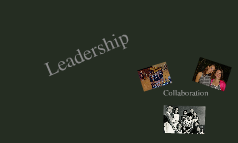 Leadership Autobiography