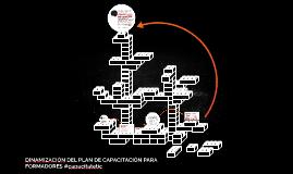 DINAMIZACIÓN DEL PLAN DE CAPACITACIÓN PARA FORMADORES