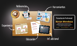 Desktop Prezumé de Keryn Mendoza
