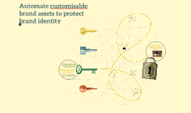 Automate customisable brand assets to protect brand identity