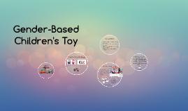 Gender Nuetral Toys for Children