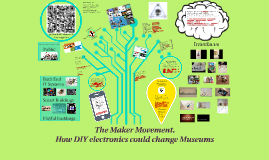 Museums and the Maker Movement. How DIY electronics could change museums. Hands On Version