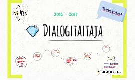 UPEAT 2016-2017 Dialogitaitaja