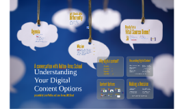 Understanding Digital Content Options for Holton-Arms School