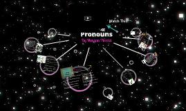 Pronouns Manual