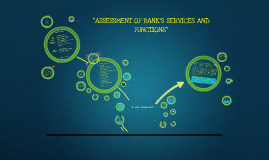 """ASSESSING A BANK'S SERVICES AND FUNCTION"