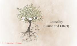 Causality Seminar