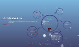 Copy of Let's Talk about Seks