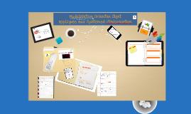 Modélisation Orientée Objet appliquée aux Systèmes d'Information