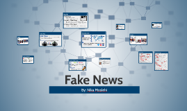 Fake News on Social Media - CCMN 279
