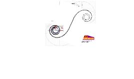 Copy of zwei Goldene Spiralen bieten eine passende Darstellung für e