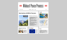 Copy of Mideast Peace Process
