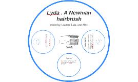 Lyda . A Newman