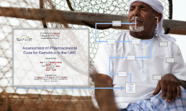 Assessment of Pharmaceutical Care for Geriatrics in the UAE