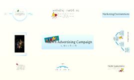 M&M's Avertising Campaign Assignment