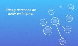 Ética y derecho de autor en Internet