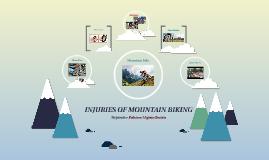 INJURIES OF MOUNTAIN BIKES