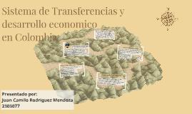 Sistema de Transferencias (Colombia)