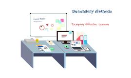 EDUC 516 Lesson Planning