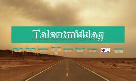Copy of Talentmiddag