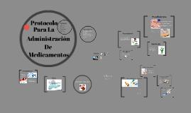 Copy of Protocolo para Adimistración de medicamentos