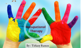 professional presentation Occupational Therapy