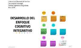 DESARROLLO DEL ENFOQUE COGNITIVO INTEGRATIVO