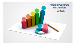 Audit et Contrôle