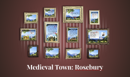 Medieval Town: Rosebury