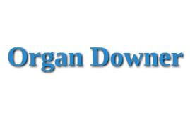 Organ downer