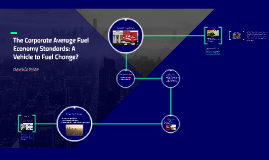 The Corporate Average Fuel Economy Standards: A Vehicle to F