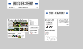 SPORTS NEWS WEEKLY