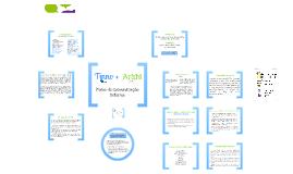 Planejamento de comunicação Arkhi + Tinno
