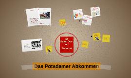 Das Potsdamer Abkommen by Sue F on Prezi