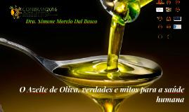 O Azeite de Oliva pode Ser Utilizado pela Cocção?