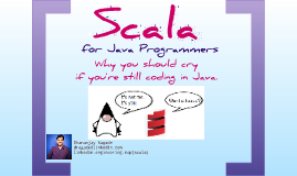 Scala for Java Programmers (Updated)