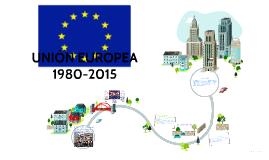 UNIÓN EUROPEA 1980-2015