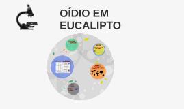 OÍDIO EM